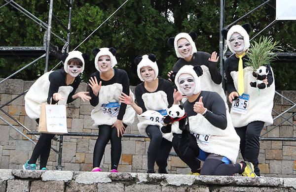 Tokyo YMCA International Charity Run