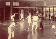 バレーボールとバスケットボールの考案者